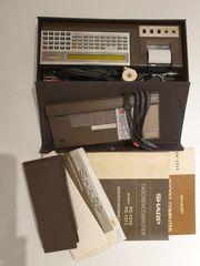 Sharp PC-1211 Pocketcomputer