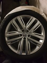 Alukomplettrad Alufelgen Winterräder VW Tiguan