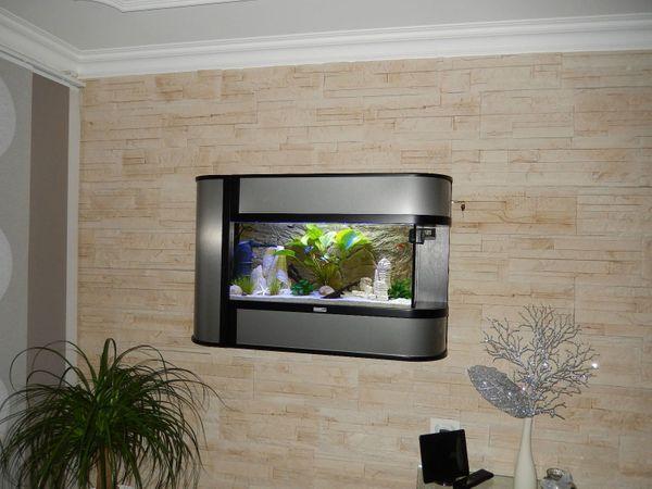 Aquariummove Black Pearl Wandaquarium 70