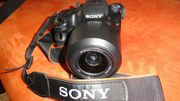 Sony SLT 58 Spiegelreflexkamera