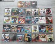 verschiedene Playstation 3 Spiele Anime