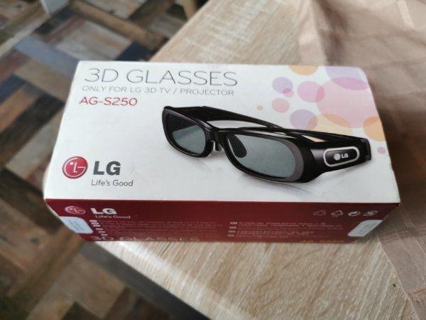 LG AG-S250 3D-Shutterbrille
