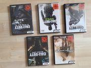 5 verschiedene Call of Duty