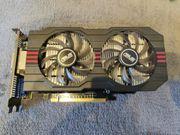 Asus Nvidia 750 Ti OC