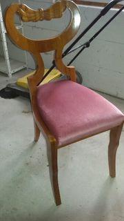 Stühle 4st Biedermeier