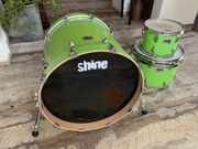 Shine Drums USA Custom Drumset