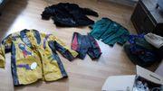 Hochwertige Echt-Leder Bekleidung aus Boutique-Auflösung