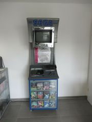 Sega Mega Drive I Game