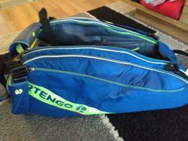 Tennis, Tischtennis, Squash, Badminton - ARTENGO Tennistasche für mehrere Schläger