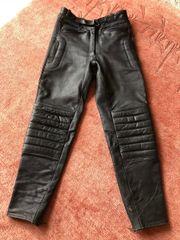 Motorrad-Lederhose für Damen