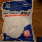 FFP 2 Nasen und Mundschutz