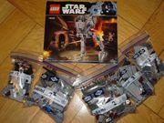 AT-ST Walker Lego 75153 Star