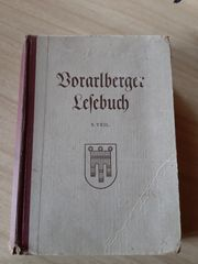 Vorarlberger Lesebuch