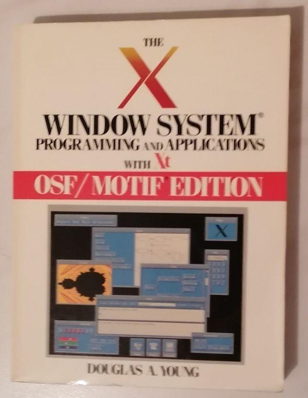 The X Window System Programming