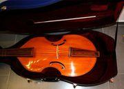 Bass-Gambe Viola da Gamba