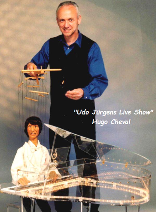 Udo Jürgens Live Show Showact