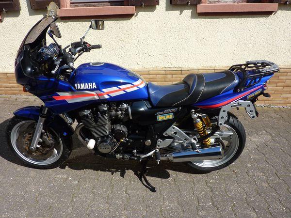 Yamaha XJR 1200 SP Sarron