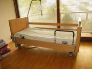 Pflegebett zu verkaufen