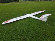 Elektro Segelflugzeug Graupner Elektro Junior