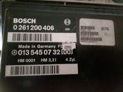 Verkauf Test Motorsteuergerät für W124