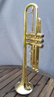 Trompete Getzen Eterna 900 B