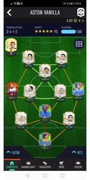 Fifa 21 account
