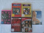 DVD Filme im Set