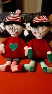Neu ovp süßes Elfen Puppen