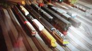 Modelleisenbahn Roco H0 großer Posten