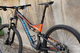 Mountain-Bikes, BMX-Räder, Rennräder - Specialized StumpJumper Expert EVO Carbon