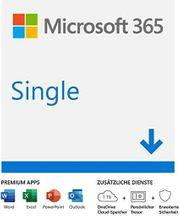 Microsoft 365 Single Lizenz 1