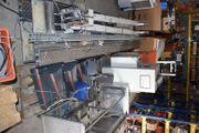 Lasatron Lenkgeometrie - Prüfstand Achsmessstand A22L-ARS