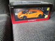 Modellauto Lamborghini Gallardo GT3 1