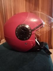 Helm 1xRot 1x Schwarz
