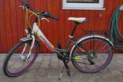 Mädchenfahrrrad 24 Winora Typ Pole