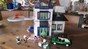 Polizeistation Playmobil