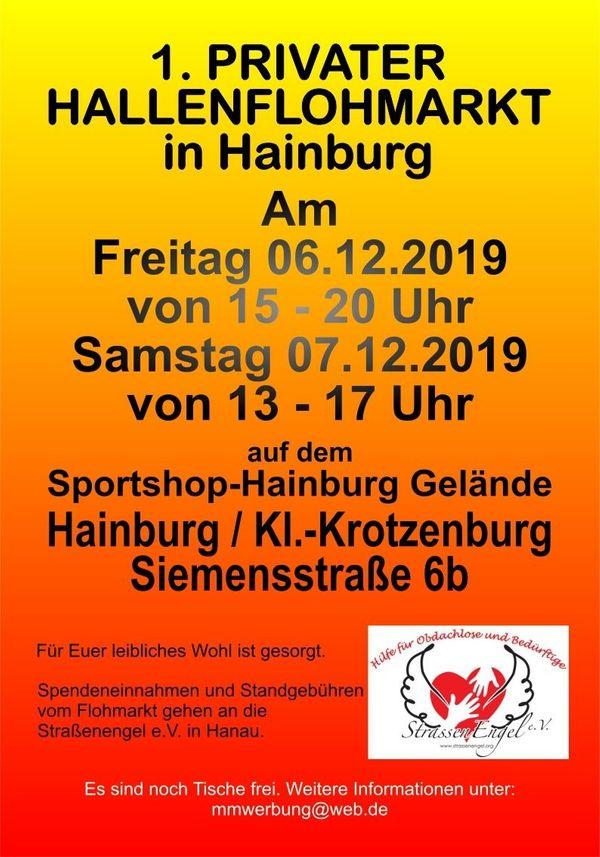 Hallenflohmarkt Klein-Krotzenburg