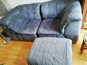 Zweisitzer Couch Sofa Doppelsessel und
