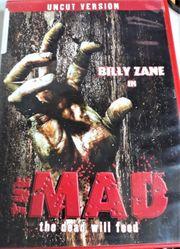 THE MAD HORRORKOMÖDIE DVD