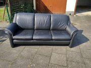 Couch Sofa echtes Leder