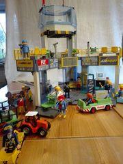 Playmobil 3186 Flughafen Tower