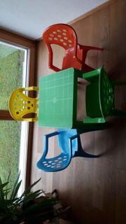 Kinder-Sitzgarnitur Garten