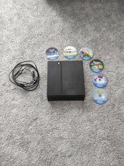 playstation 4 mit 9 Spielen