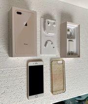 iPhone 8 plus Gold 256