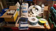 Gipskarton Materialien und Zubehör - Schnäppchen