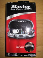 Master Lock Safe Space Minitresor