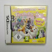 Nintendo DS Mein eigener Tierbaby-Zoo