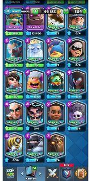 Clash Royale alle Karten 5