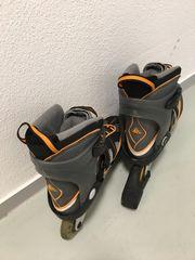 Rollerblades Gr 42 inkl Schoner