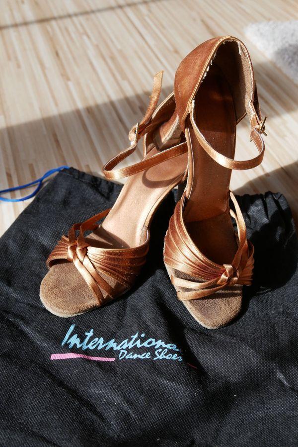 *NEU* Tanzschuhe International Dance Shoes Latein Damen Gr. 4 bzw. 36